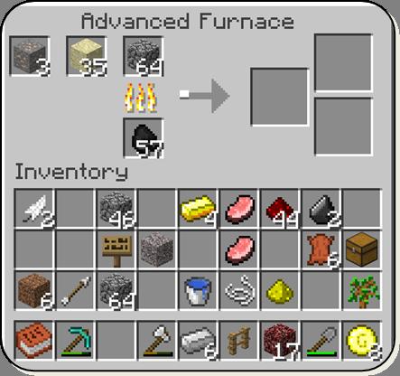 Industrial Craft Advanced Miner