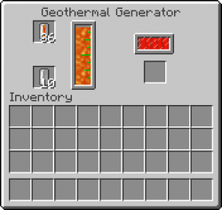 lava generator thermal expansion