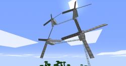 Kinetic Wind Generator Industrial Craft Wiki